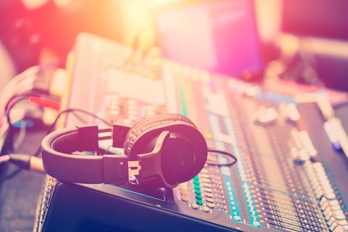 声優収録スタジオ